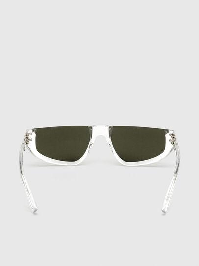 Diesel - DL0315, Blanco - Gafas de sol - Image 4
