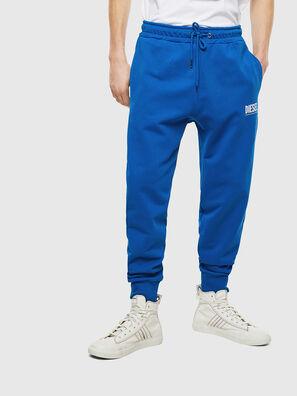P-TARY-LOGO, Azul - Pantalones