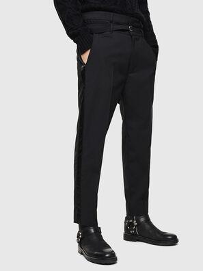 P-HOOKY, Negro - Pantalones