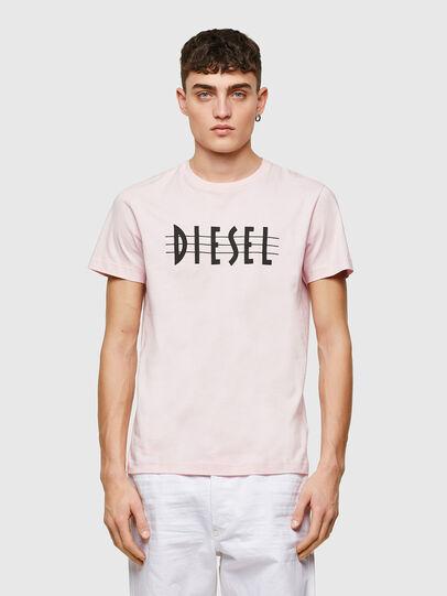 Diesel - T-DIEGOS-E34, Polvos de Maquillaje - Camisetas - Image 1