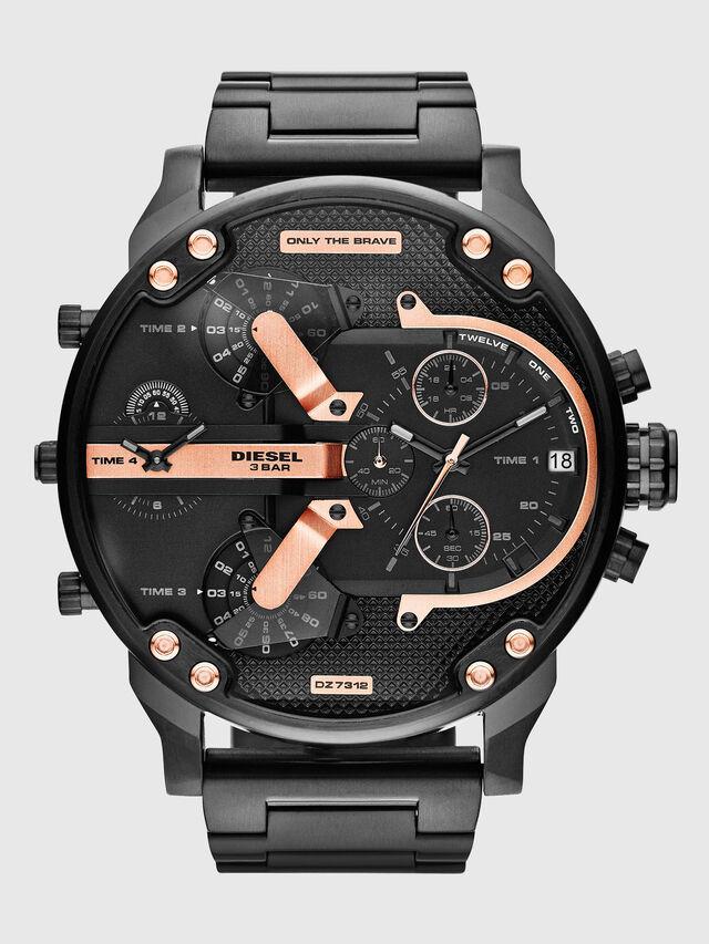 Diesel - DZ7312 MR. DADDY 2.0, Negro - Relojes - Image 1