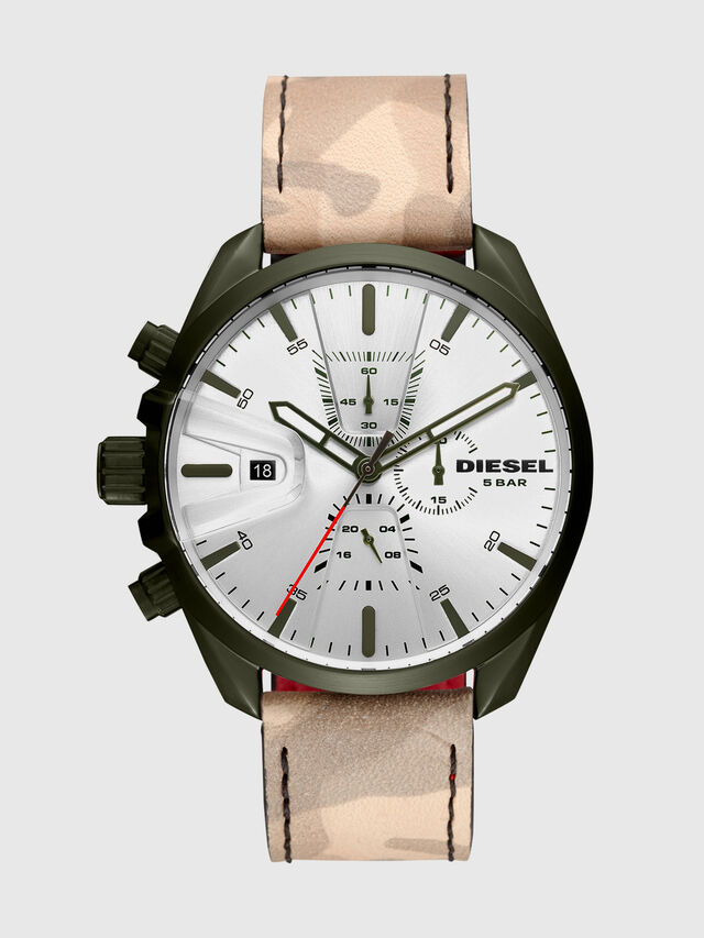 Diesel - DZ4472, Marrón Claro - Relojes - Image 1