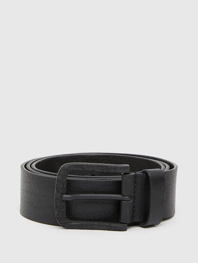 Diesel - B-DACO, Negro - Cinturones - Image 1