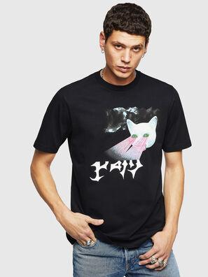 T-JUST-B26, Negro - Camisetas