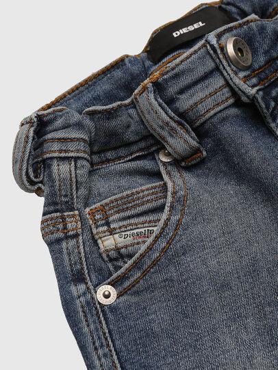 Diesel - PROOLYB-A-N, Azul medio - Shorts - Image 3