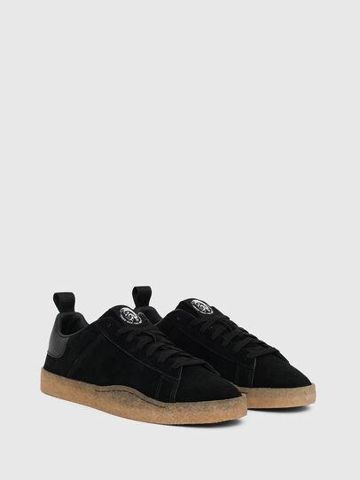 Diesel - S-CLEVER PAR LOW, Negro - Sneakers - Image 2