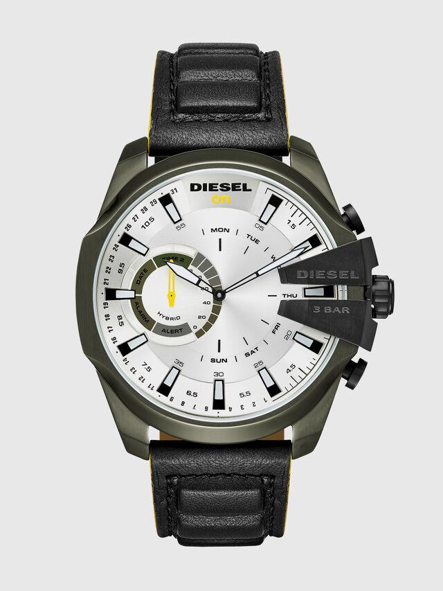 Diesel - DT1012, Negro - Smartwatches - Image 2