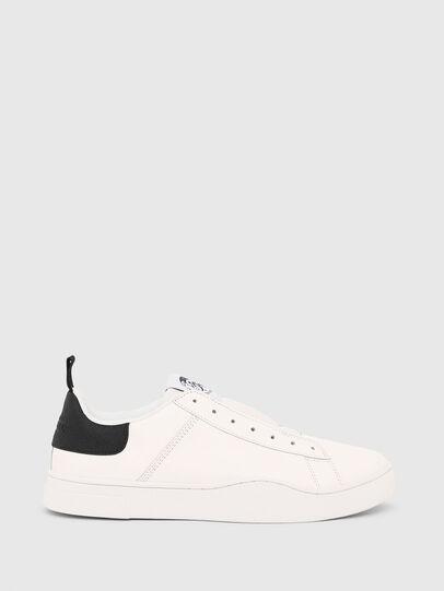 Diesel - S-CLEVER SO, Blanco/Negro - Sneakers - Image 1