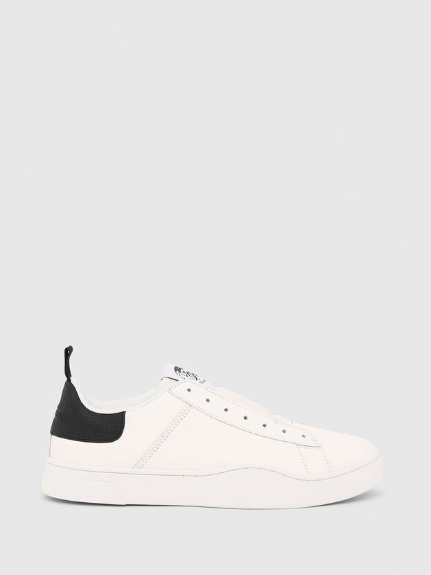 S-CLEVER SO, Blanco/Negro - Sneakers