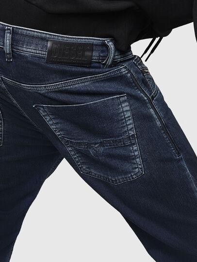 Diesel - Krooley JoggJeans 069HY, Azul Oscuro - Vaqueros - Image 5