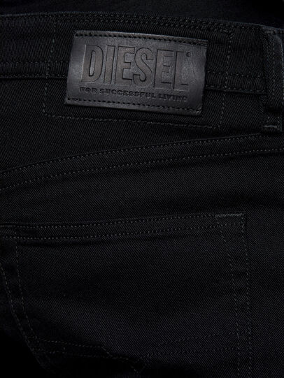 Diesel - Buster 0688H, Negro/Gris oscuro - Vaqueros - Image 4