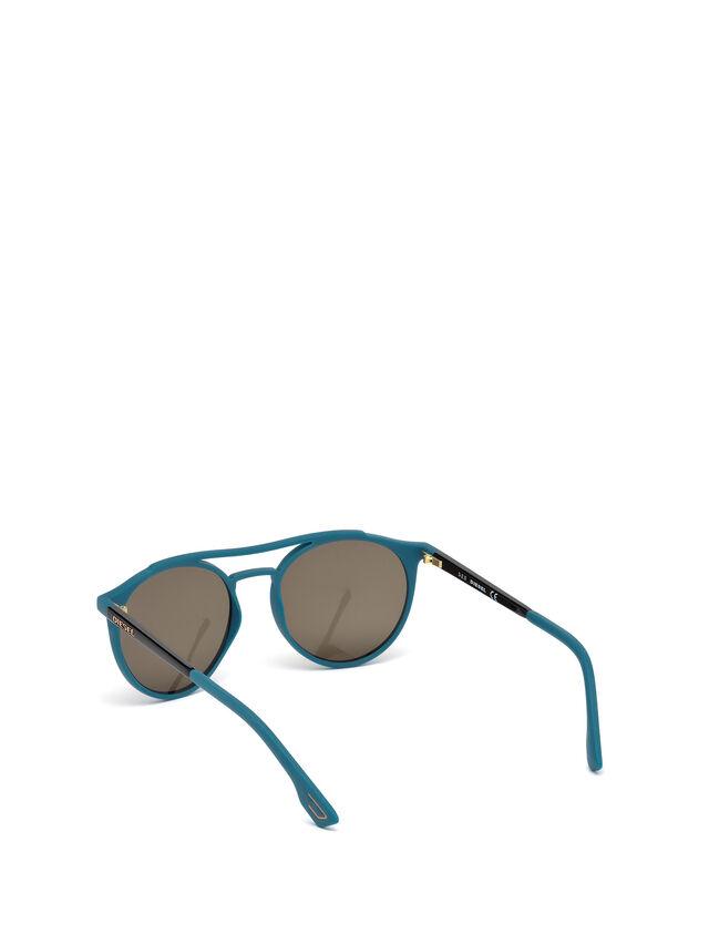 Diesel - DM0195, Azul - Gafas de sol - Image 2