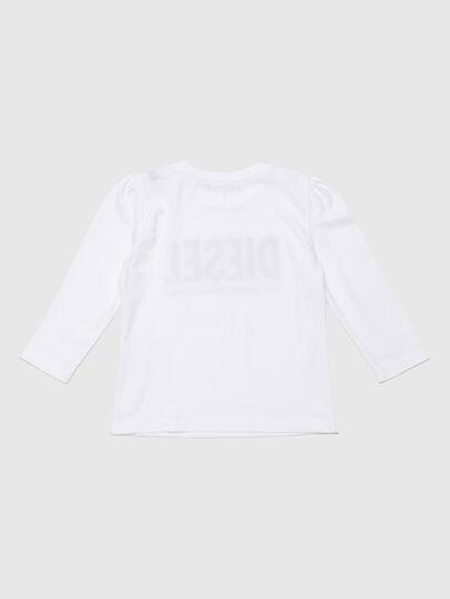 Diesel - TRASSYB, Blanco - Camisetas y Tops - Image 2