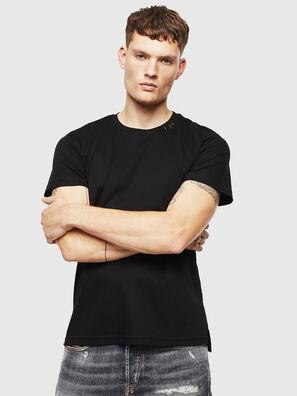 T-GROSSI, Negro - Camisetas