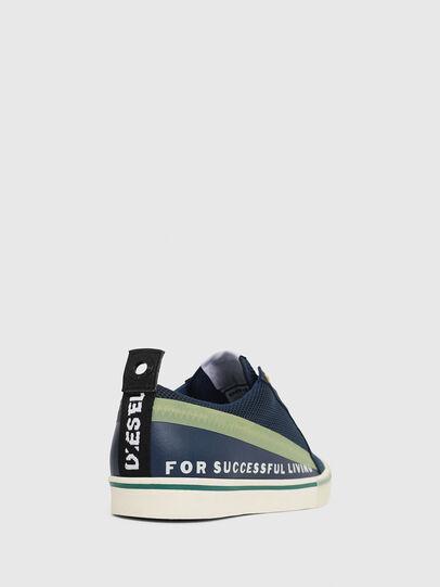 Diesel - S-DVELOWS LOW, Multicolor/Azul - Sneakers - Image 4