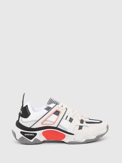 Diesel - S-KIPPER LOW TREK II, Blanco - Sneakers - Image 1