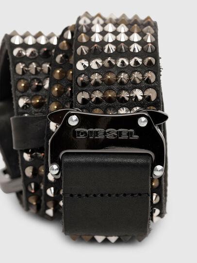 Diesel - B-FULSTAD, Negro - Cinturones - Image 4