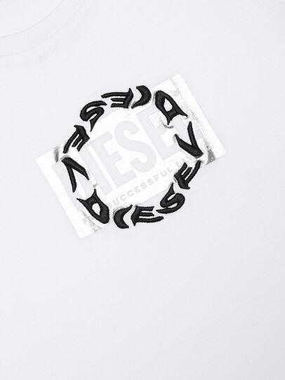Diesel - TSILYRSUC, Blanco - Camisetas y Tops - Image 3