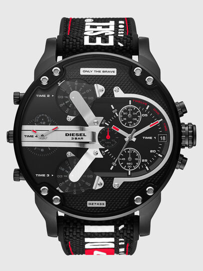 Diesel - DZ7433, Negro - Relojes - Image 1