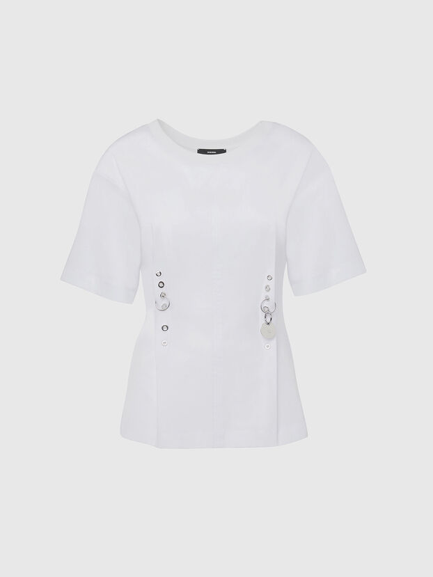 T-SHEELA, Blanco - Camisetas