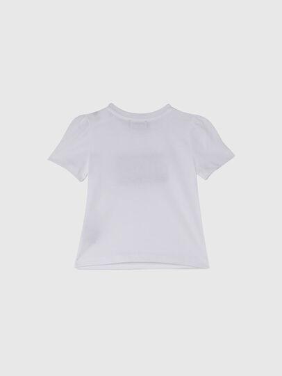 Diesel - TRIDGEB, Blanco - Camisetas y Tops - Image 2
