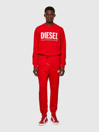 Diesel - P-TARY-ECOLOGO, Rojo - Pantalones - Image 4