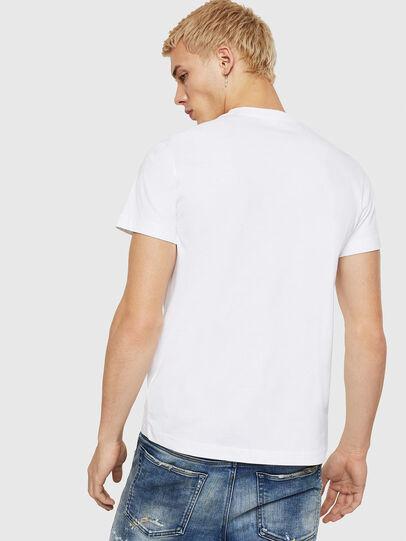 Diesel - T-DIEGO-A7, Blanco - Camisetas - Image 2