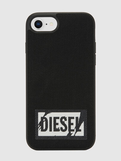 Diesel - BLACK DENIM IPHONE 8/7/6S/6 CASE,  - Fundas - Image 2