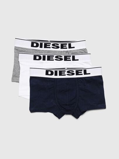Diesel - UMBX-UDAMIENTHREEPAC, Multicolor/Blanco - Ropa Interior - Image 1