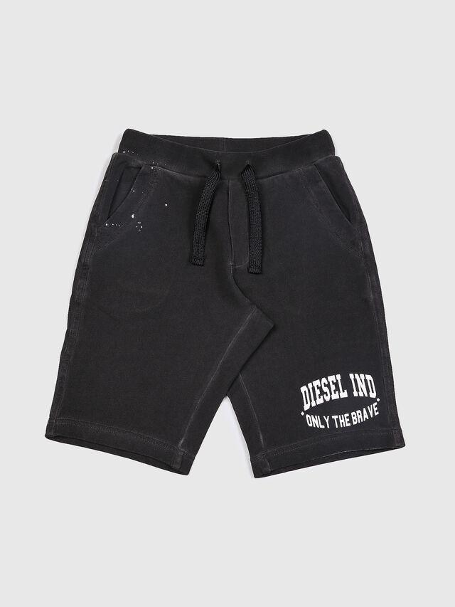 Diesel - PILLOR, Negro - Shorts - Image 1