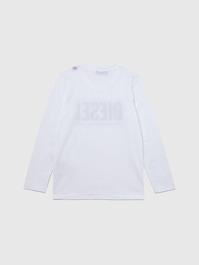 Diesel - TSILYWX ML, Blanco - Camisetas y Tops - Image 2