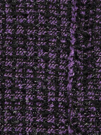 Diesel - O-SAN, Violeta/Negro - Faldas - Image 5