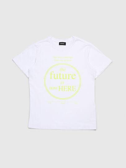 Diesel - TDIEGOYD, Blanco - Camisetas y Tops - Image 1
