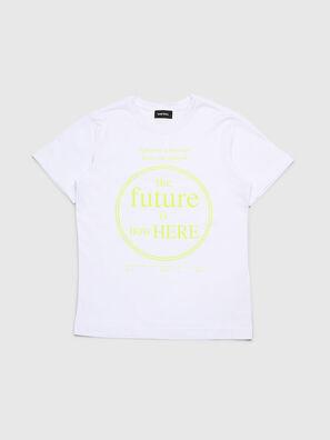 TDIEGOYD, Blanco - Camisetas y Tops