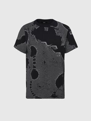 T-DARIA-E4, Negro - Camisetas