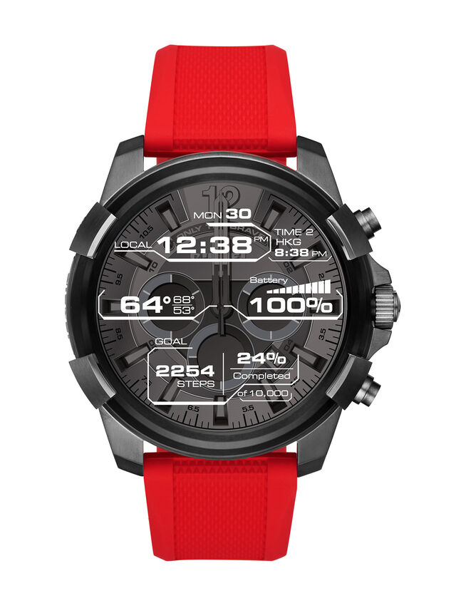 Diesel - DT2006, Rojo - Smartwatches - Image 2