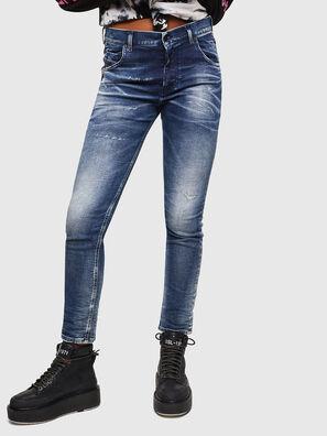 Krailey JoggJeans 0096M, Azul Oscuro - Vaqueros