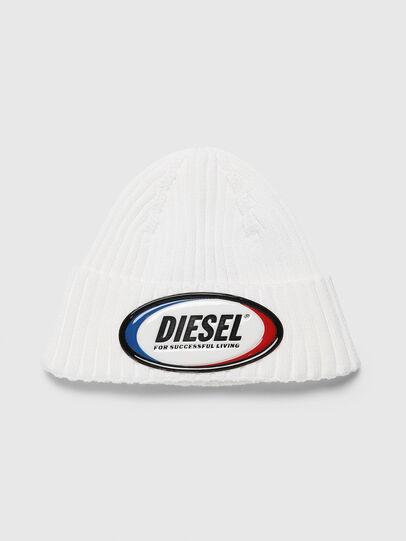 Diesel - K-DENNY, Blanco - Gorros - Image 1