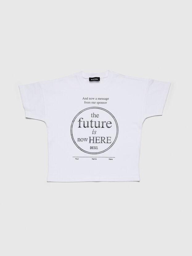 TARTIB-R, Blanco - Camisetas y Tops