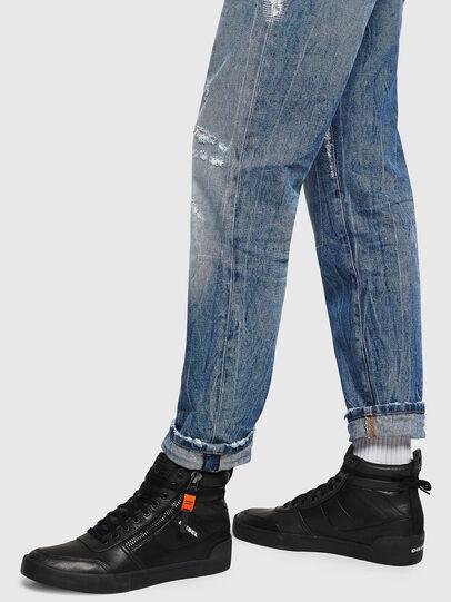 Diesel - S-DVELOWS, Negro - Sneakers - Image 6