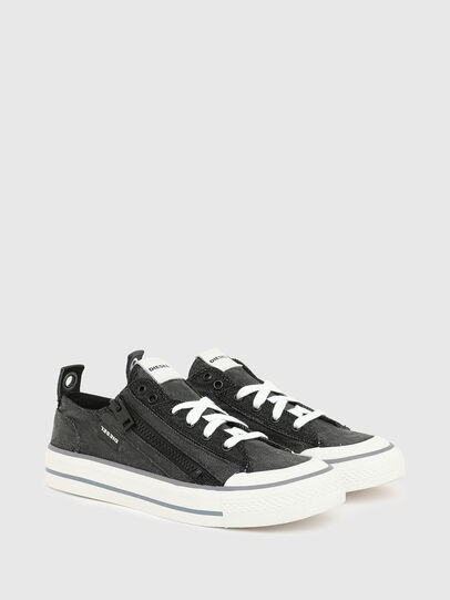 Diesel - S-ASTICO LOW ZIP W, Negro - Sneakers - Image 2