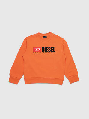 SCREWDIVISION OVER, Naranja - Sudaderas