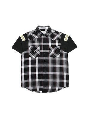 D-WESTERNSPORT-C, Negro - Camisas