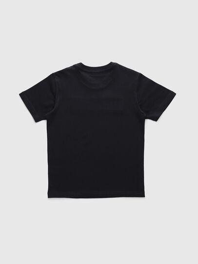 Diesel - TJUSTDIVISION, Negro - Camisetas y Tops - Image 2