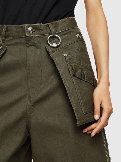 Diesel - P-RAEY, Verde Militar - Pantalones - Image 6