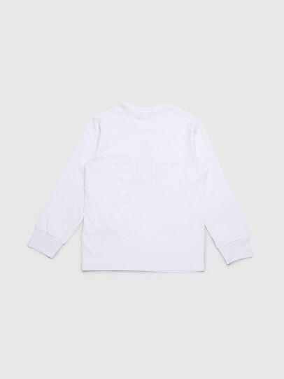 Diesel - TDIEGOYH-ML, Blanco - Camisetas y Tops - Image 2