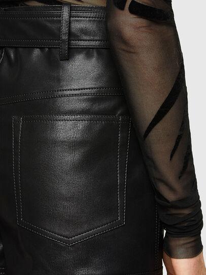 Diesel - S-BONNIE, Negro - Shorts - Image 4