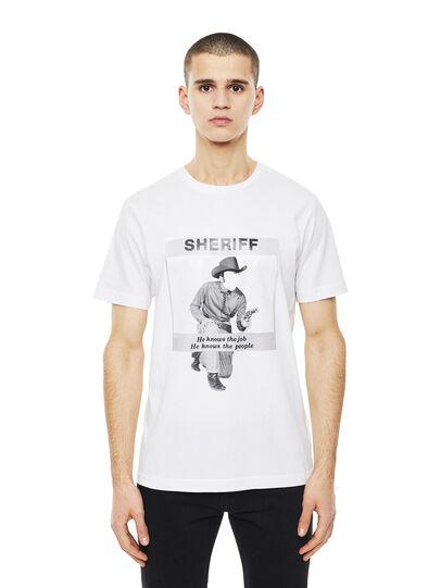 Diesel - TY-BIGSHERIFF,  - Camisetas - Image 1
