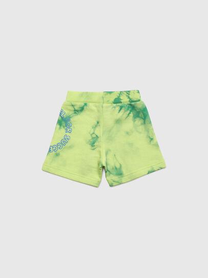 Diesel - PIMMOB, Verde - Shorts - Image 2