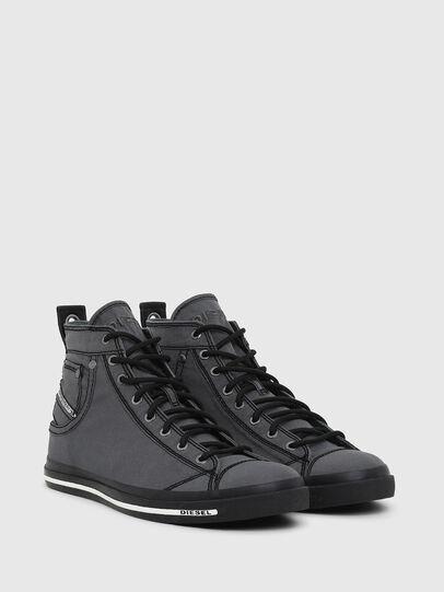 Diesel - EXPOSURE I, Gris oscuro - Sneakers - Image 2